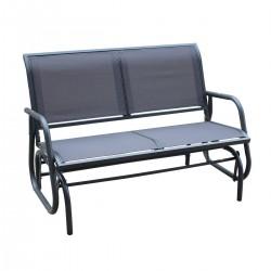 Helena Steel 2 Seater...