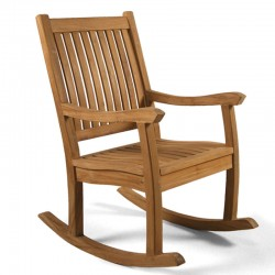 Meeth Teak Rocking Chair
