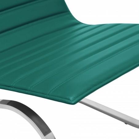 Close up seat detail