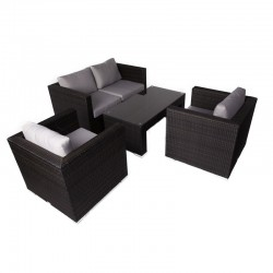 Daisie 4 Seat Lounge Set...