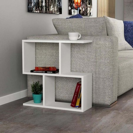 Casa Side Table White