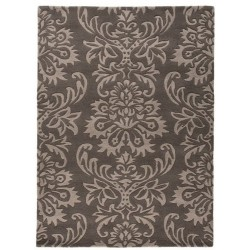 Pecos Ornate Rug - Grey
