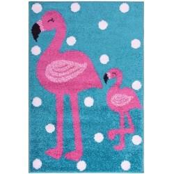 Fandango Pink Flamingo Rug
