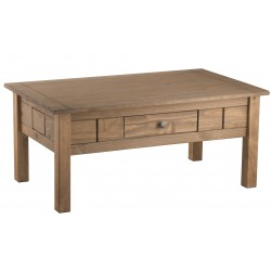Lutton 1 Drawer Coffee Table, angle shot