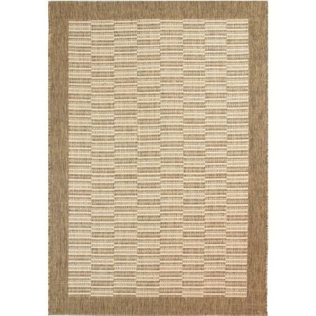Kyrta Flat Weave Rug - Natural