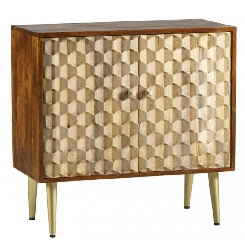 Cherla Medium Sideboard, angle view
