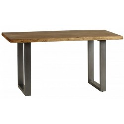 Reims Medium Dining Table, angle view