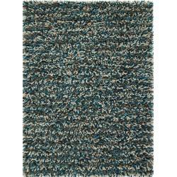 Laconia Shaggy Rug, Blue
