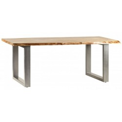 Reims Large Dining Table 2 M, angle view