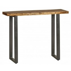 Reims Console Table, angle view