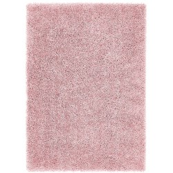 Chicago Plain Shaggy Rug - Pink