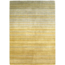 Farnell Fine Stripes Rug - Ochre