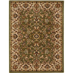 Naein Gracie Pattern Rug - Green