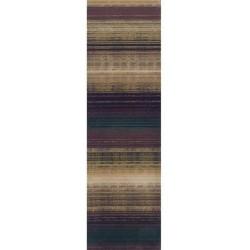 Volpa Striped Runner - Green