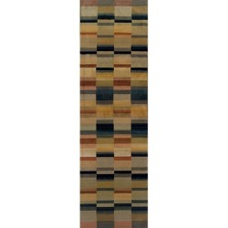 Volpa Square Patterned Runner