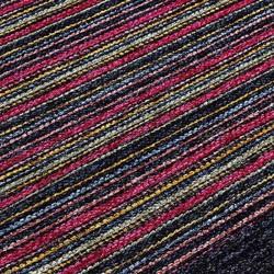 Buk Striped Rug Pattern detail