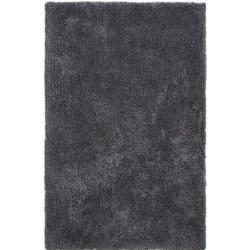 Lasio Plain Rug - Charcoal