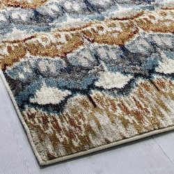 Berat Unique Rug Edge Detail