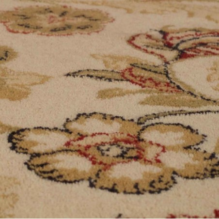 Cazma Traditional Floral Rug pattern Detail