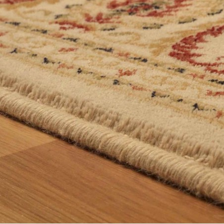 Cazma Traditional Floral Rug Edge