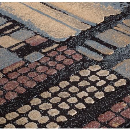 Kepno 2061 K Abstract Rug Pattern Detail