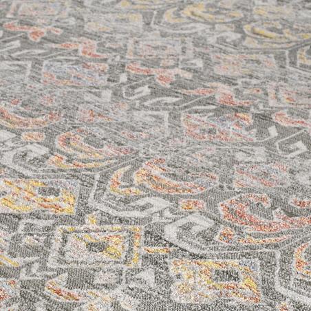 Kenaib 1330Y Floral Rug Pattern Detail