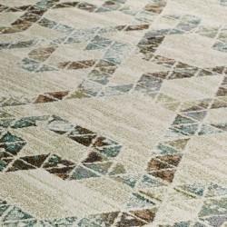 Kenaib 30Q Geometric Style Rug Pattern detail