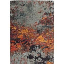 Seasonal rug top view