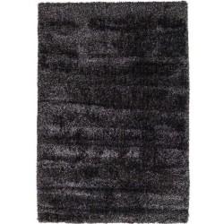 Zala Soft High Pile Rug - Anthracite