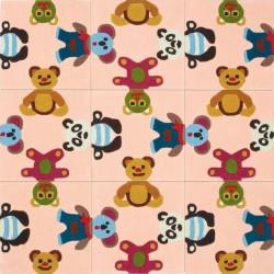 Pata Children's Bear Rug