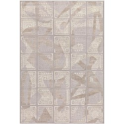 Cavino Square Patterned Rug