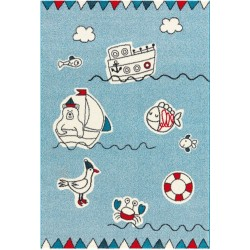 Kermao Children's Sea Rug