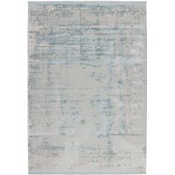 Seta Short Pile Rug - Light Blue 1