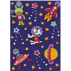 Hobyo Children's Space Rug