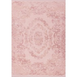 Gazzo Shabby Chic Rug - Pink