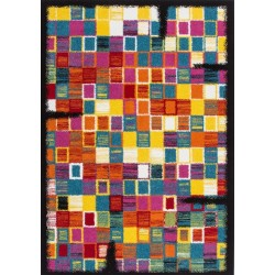 Huriel Multi Coloured Rug