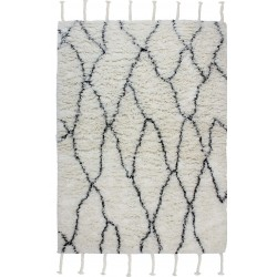 Afrile Soft Patterned Rug