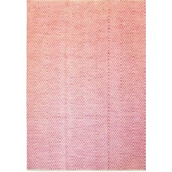 Coex Striped Rug - Pink