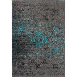Elisha Patterned Rug - Blue