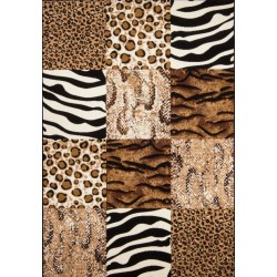 Bricy Animal Print Rug