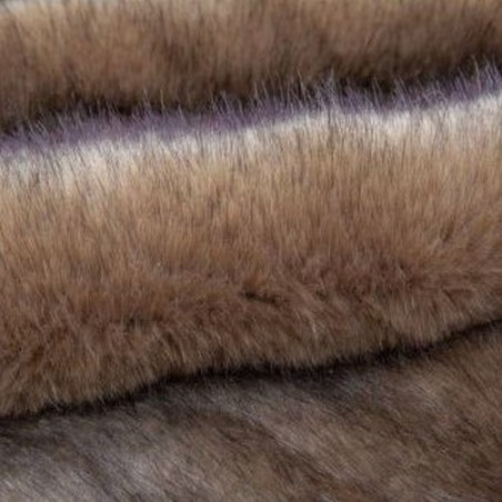 Lasko Natural Sheepskin Rug Pile Detail