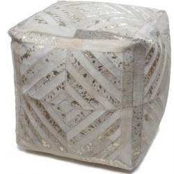 Eger Patterned Cushion Seat - Gold