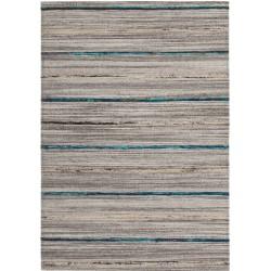 Coli Woollen Rug - Blue