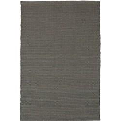 Viano Plain Rug - Grey