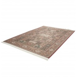 Craco Patterned Rug Angled View