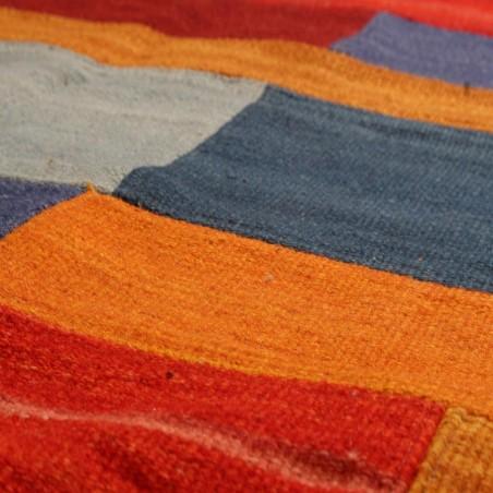Capua Vibrant Rug  Pile Detail