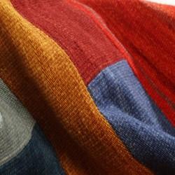Capua Vibrant Rug Pattern Detail