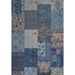 Bernay Vintage Rug - Blue