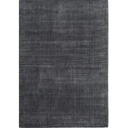 Erbe Striped Rug - Grey