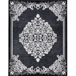 Rotal Oriental Rug - Black